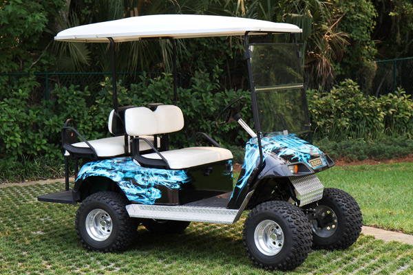 Monavie news brig hart s r3global sold cashing out for Golf cart plans