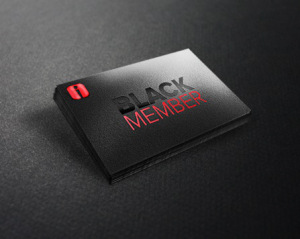 Black Card sales