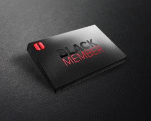 Black Card sales