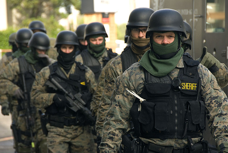 SWAT-Team-Oregon-Department-Of-Transportation
